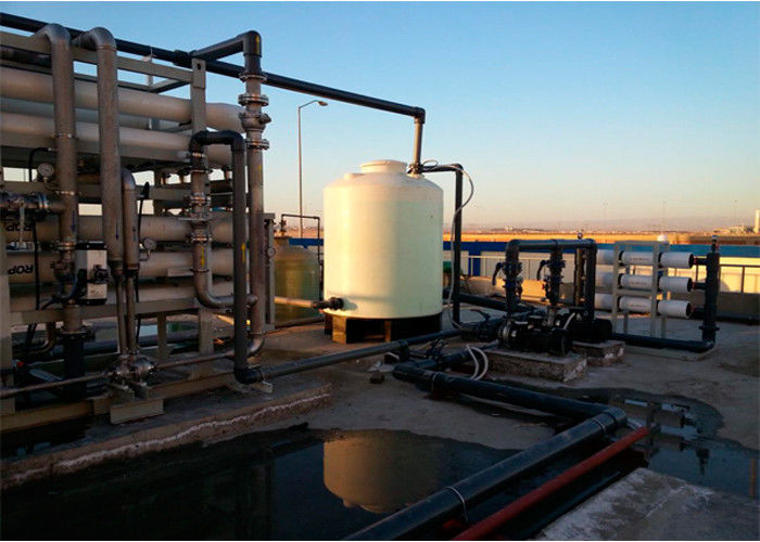 High pressure reverse osmosis Seawater desalination equipment for drinking water 1400 m3/day