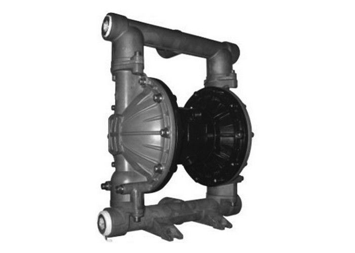 Aluminum air operated diaphragm pump for pulp & paper bleaching , batching 90gpm