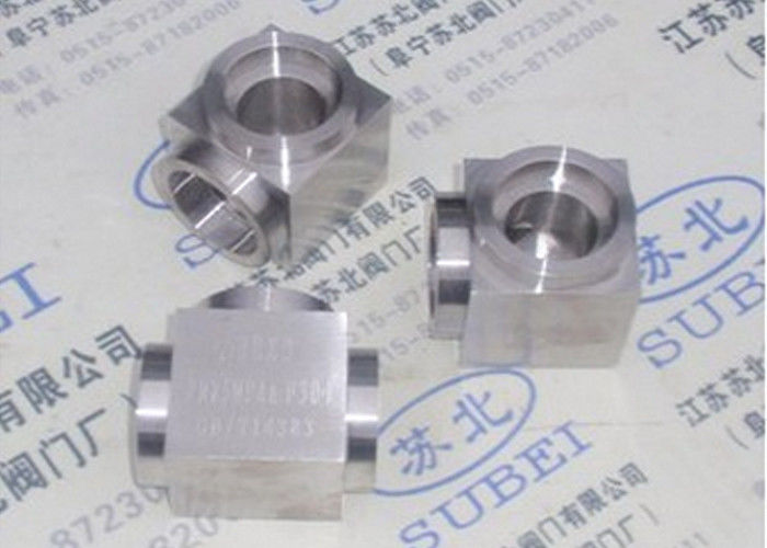 PN16 Mpa Socket weld metal tube fitting for Marine & dredging